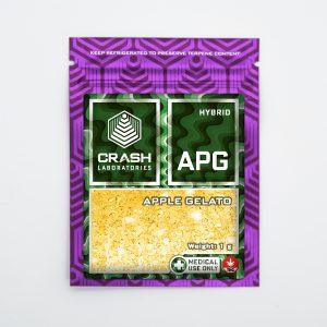 Crash Labs – Apple Gelato